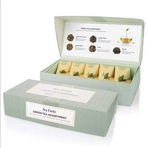 NWT Tea Forte Petite Green Tea Assortment 10 bags